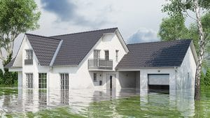 water damage and flooding services