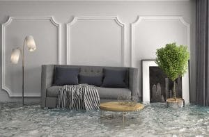 residential water damage restoration services