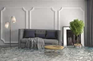 residential water damage services